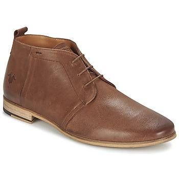 Skor Herr Boots Kost ZEPI 47 COGNAC
