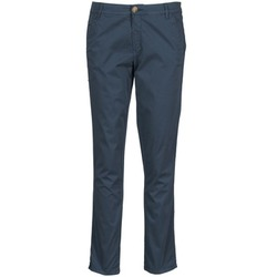 textil Dam Chinos / Carrot jeans Chipie TOCINA Blå