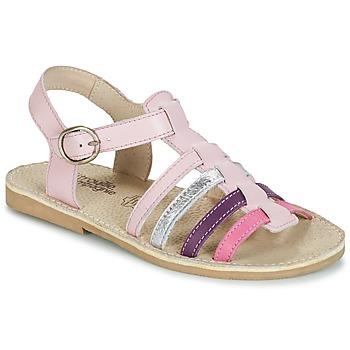 sandaler Citrouille et Compagnie JASMA Rosa / Violett 350x350