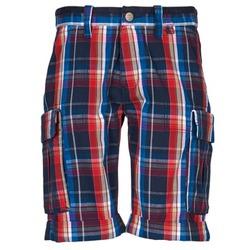 textil Herr Shorts / Bermudas Oxbow TAKAROA Marin / Röd