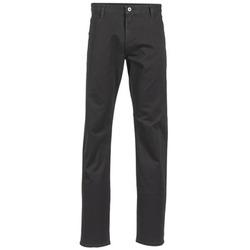 textil Herr Chinos / Carrot jeans Dockers ALPHA KHAKI Svart
