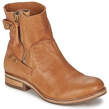 Skor Dam Boots Koah DUSTIN Kamel