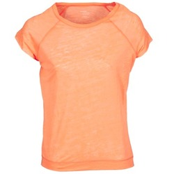 textil Dam T-shirts Majestic 2105 Orange / Neon