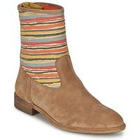 Skor Dam Boots Goldmud COLON Mullvadsfärgad / Flerfärgad