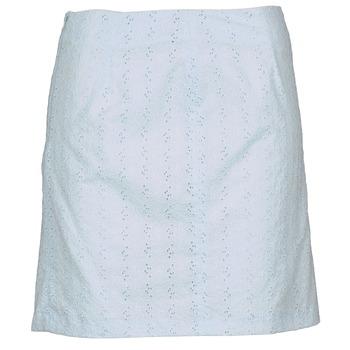 textil Dam kjolar La City JUPEGUI Blå