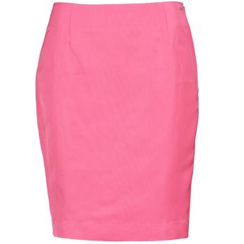 textil Dam Kjolar La City JUPE2D6 Rosa