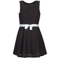 textil Dam Korta klänningar La City ROBEGUI Svart