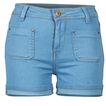 textil Dam Shorts / Bermudas School Rag SUN Blå