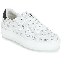 Skor Dam Sneakers Diesel S-ANDYES  WOMAN Vit