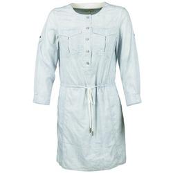 textil Dam Korta klänningar Aigle MILITANY Blå