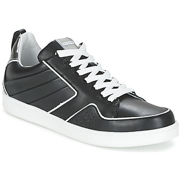 Skor Dam Sneakers Kenzo K-FLY Svart / Silverfärgad