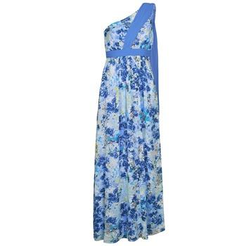 textil Dam Långklänningar Manoukian 613356 Blå
