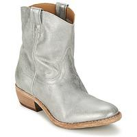 Skor Dam Boots Catarina Martins LIBERO Silverfärgad