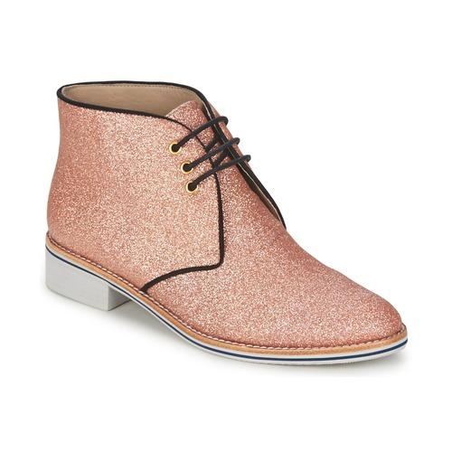 Skor Dam Boots C.Petula STELLA Rosa