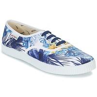 Sneakers Victoria INGLES FLORES Y CORAZONES