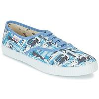 Skor Sneakers Victoria INGLES PALMERAS Blå
