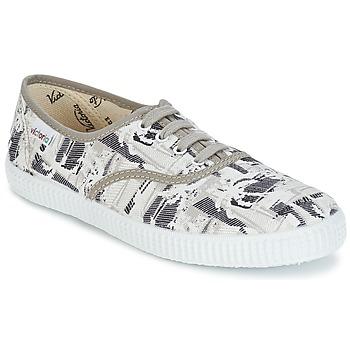 Skor Sneakers Victoria INGLES PALMERAS Beige