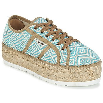 Sneakers Victoria BASKET ETNICO PLATAFORMA