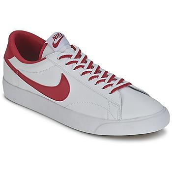 Skor Herr Sneakers Nike TENNIS CLASSIC AC ND Vit / Röd