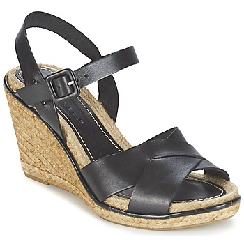 Skor Dam Sandaler Nome Footwear ARISTOT Svart