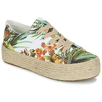 Skor Dam Sneakers Wildflower EGINA Grön