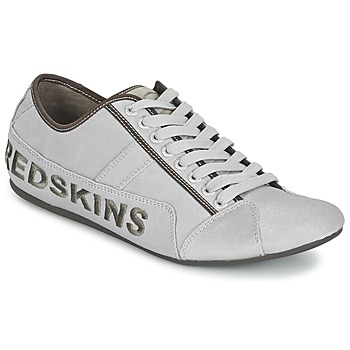 Skor Herr Sneakers Redskins TEMPO Grå