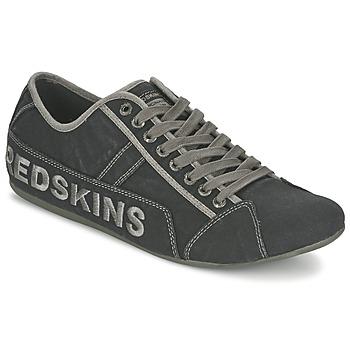 Skor Herr Sneakers Redskins TEMPO Svart