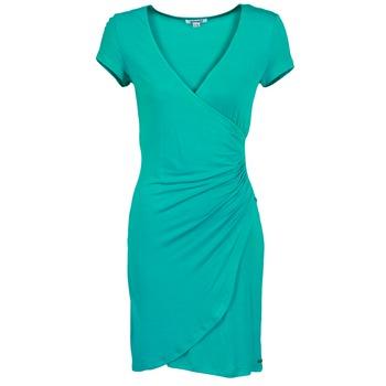 textil Dam Korta klänningar Smash AVELINA Turkos