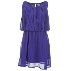 textil Dam Korta klänningar Compania Fantastica CARYA Blå