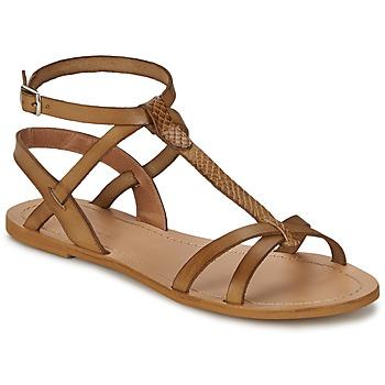 Skor Dam Sandaler So Size BEALO Brun