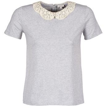 textil Dam T-shirts Manoush T-SHIRT Grå