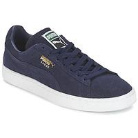Skor Sneakers Puma SUEDE CLASSIC + Marin