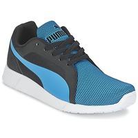 Skor Herr Sneakers Puma ST TRAINER EVO TECH Blå / Svart