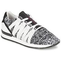 Skor Dam Sneakers Serafini MIAMI Svart / Vit