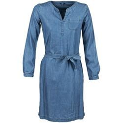 textil Dam Korta klänningar Tom Tailor JANTRUDE Blå