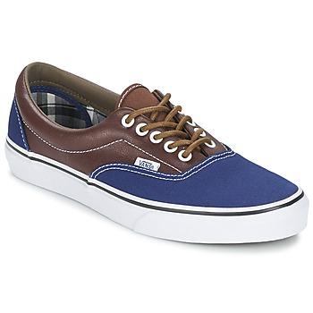 Skor Herr Sneakers Vans ERA Marin / Brun
