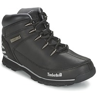 Skor Herr Boots Timberland EURO SPRINT HIKER Svart / Think