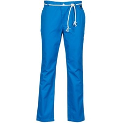 textil Herr Chinos / Carrot jeans Eleven Paris CHARLIE Blå