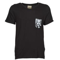 textil Herr T-shirts Eleven Paris KMPOCK Svart
