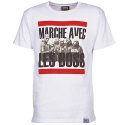 textil Herr T-shirts Wati B BOSS Vit