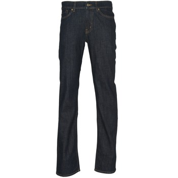 textil Herr Bootcutjeans 7 for all Mankind SLIMMY OASIS TREE Blå