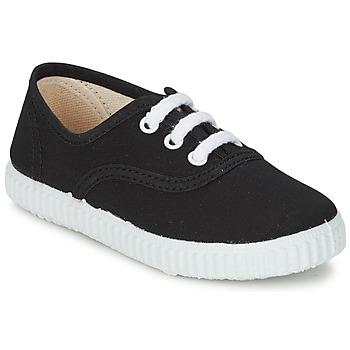Skor Barn Sneakers Citrouille et Compagnie KIPPI BOU Svart