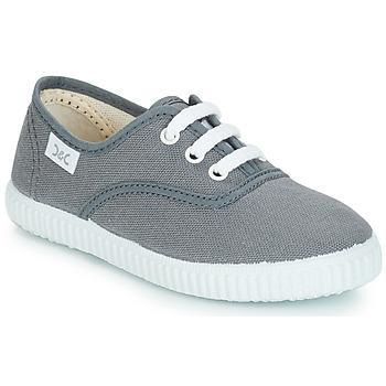 Skor Barn Sneakers Citrouille et Compagnie KIPPI BOU Grå