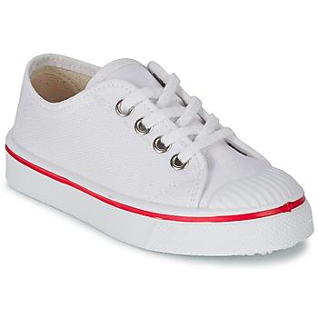 Skor Barn Sneakers Citrouille et Compagnie PANA BEK Vit