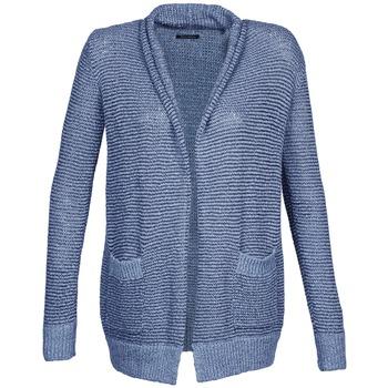 textil Dam Koftor / Cardigans / Västar Marc O'Polo LEROY Blå