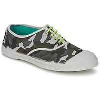 Skor Herr Sneakers Bensimon TENNIS CAMOFLUO Kamouflage