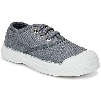 Skor Barn Sneakers Bensimon TENNIS LACET Grå