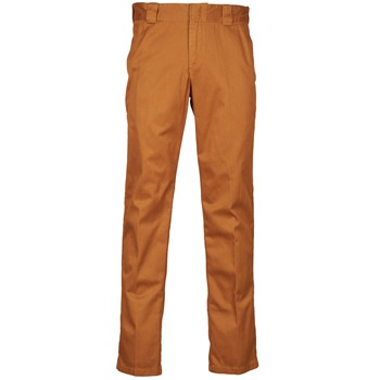 textil Herr Chinos / Carrot jeans Dickies GD PANT Brun