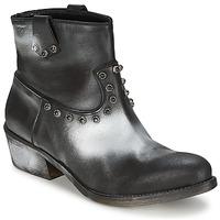 Skor Dam Boots Strategia SFUGGO Svart / Silverfärgad