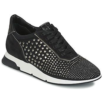 Skor Dam Sneakers Luciano Barachini SOHO Svart